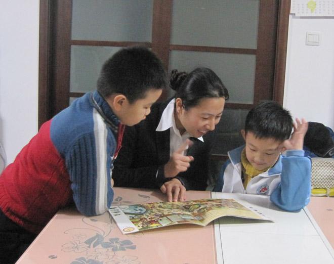 关注读写困难儿童