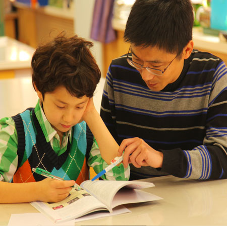 做个好榜样才是最好的家庭教育