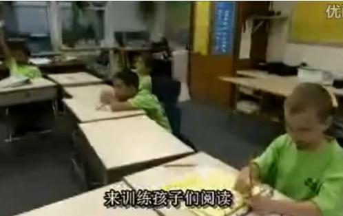 读写困难教学方法-NHK记录片