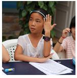乐朗乐读10天学习能力夏令营明星学员风采榜